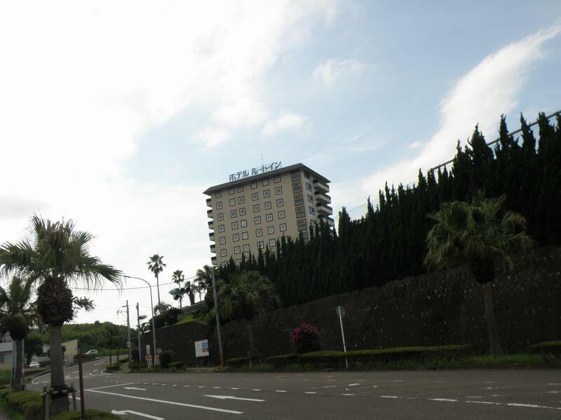 ルートイングランティア青島太陽閣