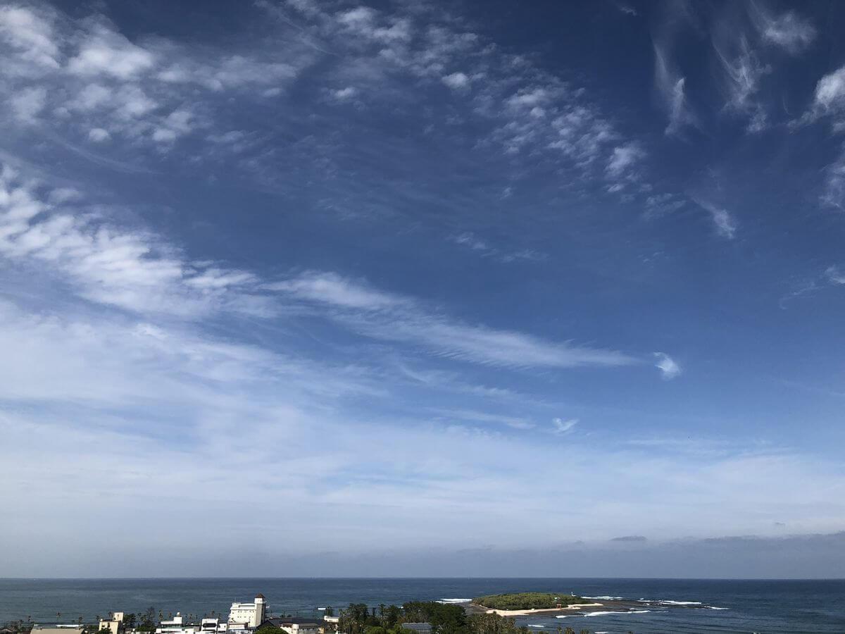 青島 海 空