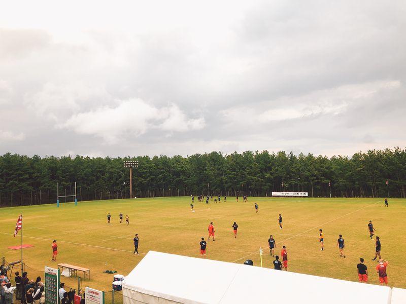 ラグビー日本代表 宮崎キャンプ 2019