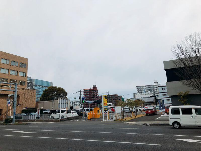 アミュプラザ宮﨑 広島用地