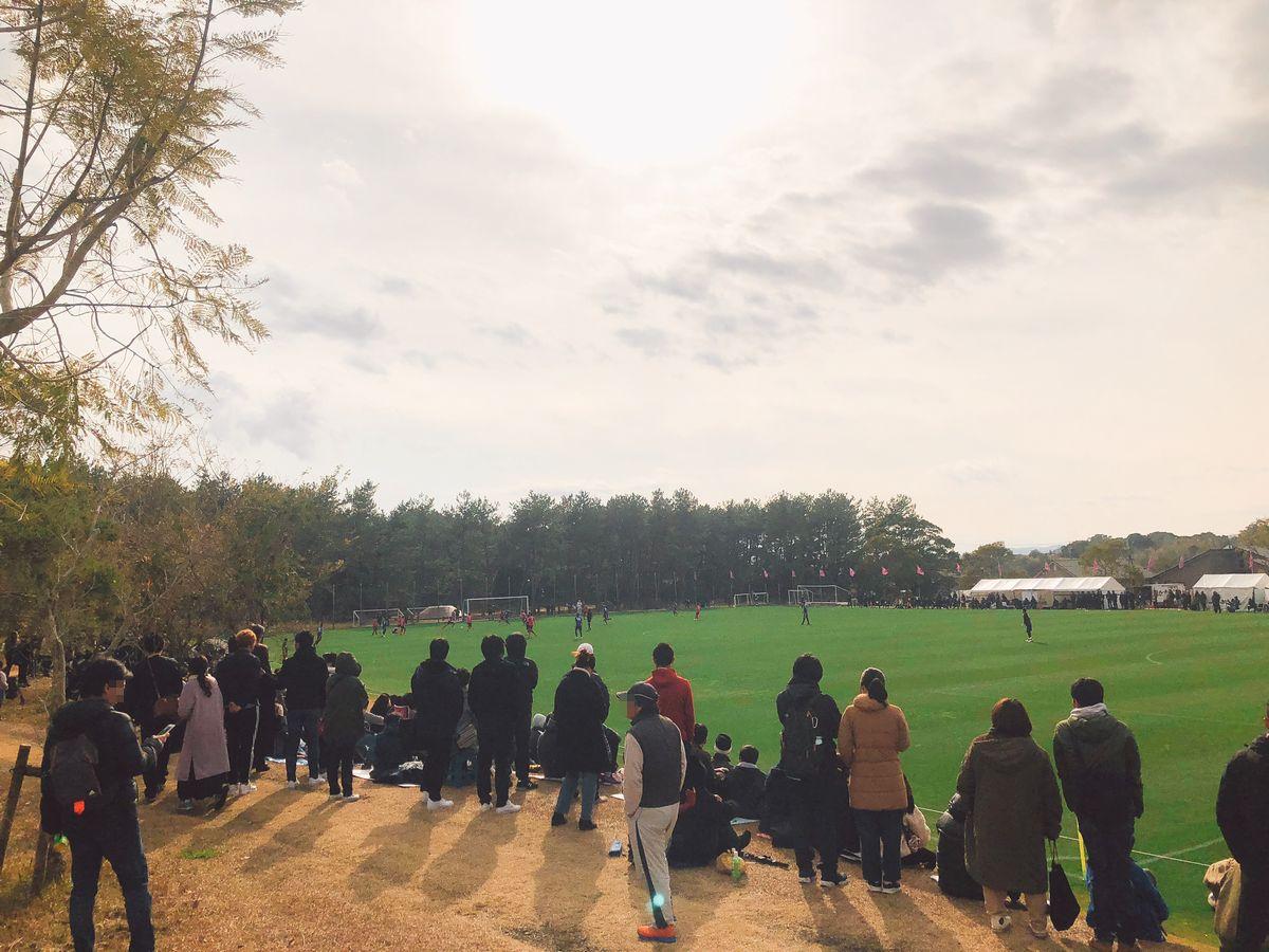 セレッソ大阪 宮崎キャンプの雰囲気