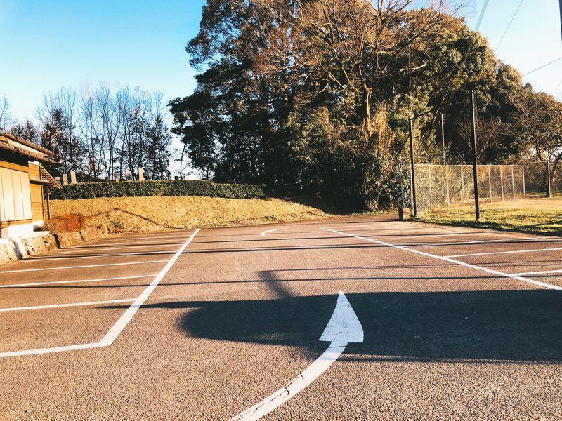 綾町小田爪運動公園 駐車場