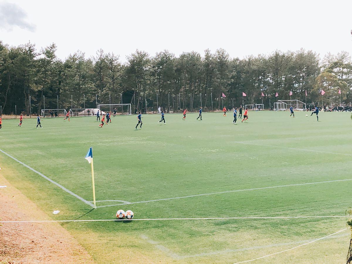 セレッソ大阪 宮崎トレーニングキャンプ