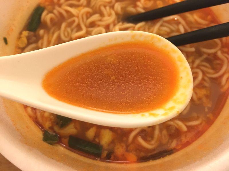 明星チャルメラどんぶり宮崎辛麺 評価