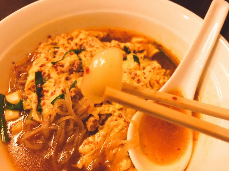 大塚辛麺 にんにく