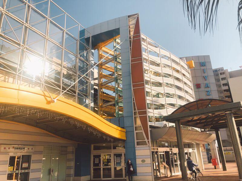 宮崎駅周辺のホテル