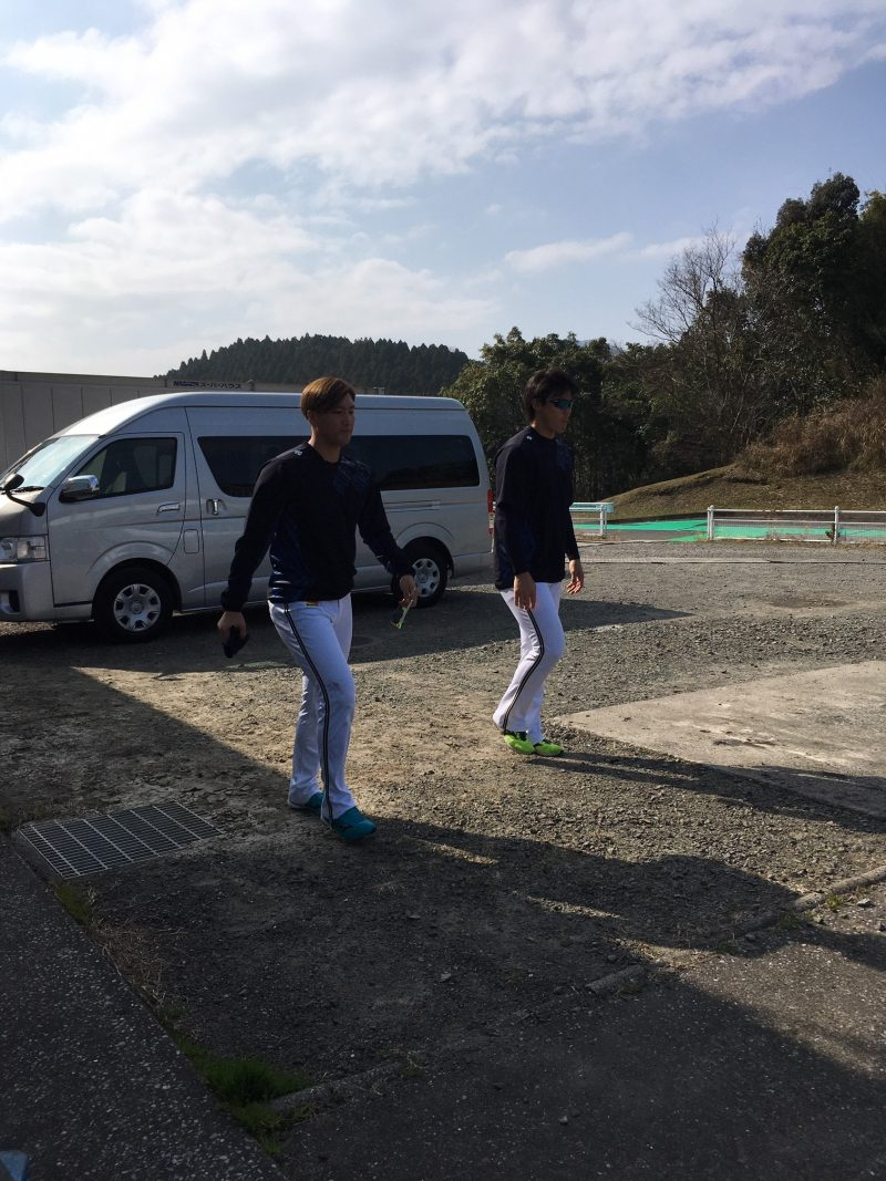 オリックスバファローズ宮崎春季キャンプ2020 選手