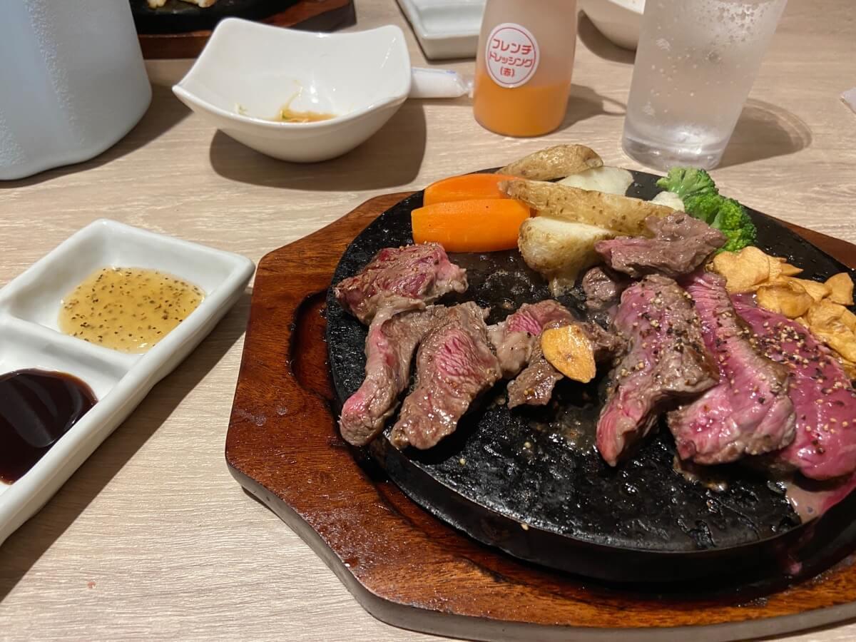 けんちゃんステーキ150g